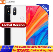 Global 5.99'' Xiaomi Mix 2S 128GB+6GB Smartphone Snapdragon 845 4G Cellulare ES