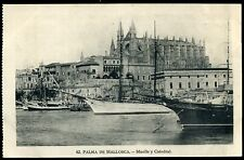 CP ESPAGNE palma de majorque (muelle y catedral ) (2)