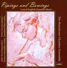 Pipings and Bowings, New Music