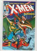 X-men Classics #2 Neal Adams Stan Lee Cyclops Iceman Beast Angel 9.4