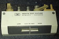 Agilent / HP-16047A Test Fixture / Working