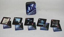 2004 Edward Scissorhands Johnny Depp Tim Burton Movie Playing Cards w/ Tin Set