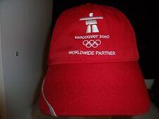 VANCOUVER 2010 OLYMPICS COCA COLA Trucker Hat Baseball Cap Retro Unique Rare Lid
