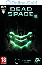Dead Space II 2 Key - EA Origin Action game - PC Download Code EU [Uncut]
