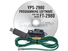 YPS-2980-USB Datenkabel und Software für Yaesu FT-2980 700014