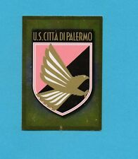 PANINI CALCIATORI 2010-2011-Figurina n.361- SCUDETTO/BADGE-PALERMO -NEW