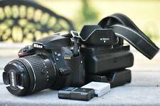 Nikon D3400 DSLR Camera With 18-55mm Lens (black) (certified )