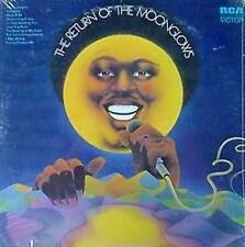 THE MOONGLOWS - RETURN OF THE MOONGLOWS - RCA LP