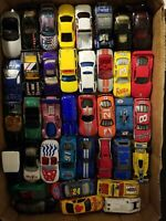 Matchbox,  Maisto And Other 1:64 Scale Die-Cast Collectibles Lot Of 38 Cars