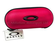 Oakley Large Soft Vault Sunglasses or Eyeglass Case in Ballistic Red