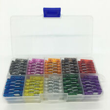 New (2) sets of 120 pc Mini Assorted Car Fuse Auto Trucks S.U.V's Color Code