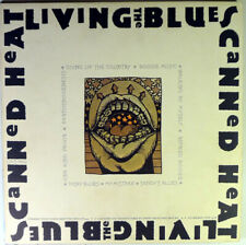CANNED HEAT-LIVING THE BLUES-UNITED ARTISTS DOUBLE STEREO LP
