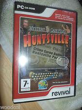Mystery case files huntsville pc jeu objets cachés