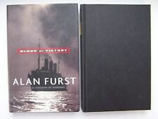 Alan Furst Blood Of Victory & Mission To Paris Spy WWII Thriller Hardcover Book