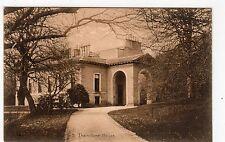 THAINSTONE HOUSE, INVERURIE: Aberdeenshire postcard (C5735).