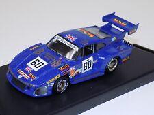 1/43 Quartzo Porsche 935 K3 Kremer Car #60 1982 LeMans Sponsored by VSD 3017