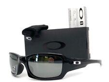 Oakley Fives Squares OO9238-06  Black / Black Iridium 54mm Polarized Sunglass