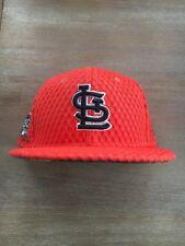 St. Louis Cardinals New Era 59FIFTY Sz 7 1/2 Baseball Hat 2017 Home Run Derby
