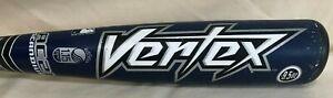 "Louisville Slugger Vertex 27""/17.5oz Baseball Bat - SL12VXL AC21 Scandium"