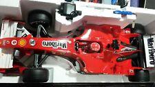 1/7 Schumacher Ferrari 248 F1 Marlboro 2006 Remote Control RC (not 1/18) 🏎🏁