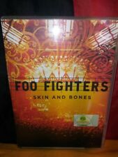 Skin and Bones [DVD] by Foo Fighters (DVD, Nov-2006, RCA)