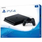 NEW Sony PlayStation 4 Slim 1TB Black Console PS4 CUH-2215B - Free Shipping