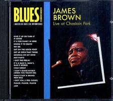 BLUES COLLECTION James Brown - Live at Chastain Park CD Ottime Condizioni