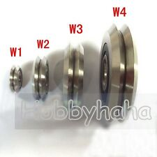 W3ZZ RM3ZZ  V Groove Ball W3 Bearing  12*45.72*15.88mm 16pcs