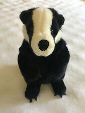 "Gund Badger Stuffed Animal Plush Toy #44187 Kohls for Kids 10"" Honey Toy Black"