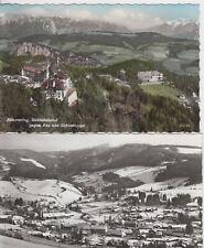 AK Semmering 5 Ansichtskarten 60er Jahre Südbahnhotel g. Rax Spital am Semmering