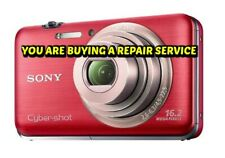 SONY WX9 or DSC-WX50 CAMERA REPAIR SERVICE-60 DAY WARRANTY-FREE RETURN SHIPPING