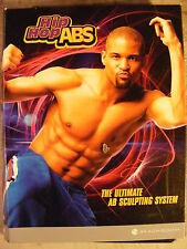 Beachbody Hip Hop Abs Ultimate AB Sculpting System (3 DVD's, Brochures, Poster)