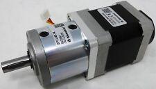 Permanent magnet Stepper PM15S-020-94//100 mit Getriebe 1:100 Schrittmotor