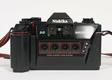 * Excellent * Nishika N8000 35mm 3-D Point & Shoot Film Camera