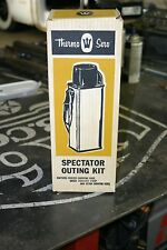 PHILLIPS 66 THERMO-SERV SPECTATOR OUTING KIT THERMOS SAFTEY AWARD OIL GAS SIGN