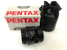 PENTAX FA 77mm F1.8 Limited Black lens ( mint )