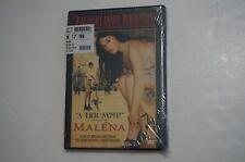 MALENA - DVD - NEW - Monica Bellucci Italian Cinema