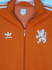 Adidas Nederland Holland FIFA World Cup Unisex Jacket Trefoil Logo Small 01/06