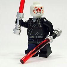 LEGO STAR WARS JEDI ACOLYTE DARK JEDI SITH 100% LEGO CUSTOM NEW