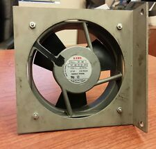 ETRI 141 LW AC AXIAL FAN, 115 V, 50/60 HZ, 9/8W, 100/90 MA