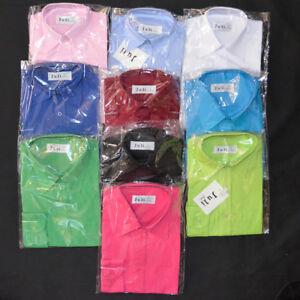 Kinder Hemd Buntes Fest Anzug Hemd Junge Langarm Hemd