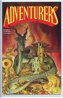 Adventurers 1986 series # 8 fine comic book