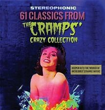 61 Classics From The Cramps Crazy Collection [CD]