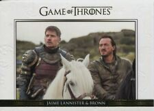 Game Of Thrones Season 7 Parallel Relationships Chase Card DL47 Jaime , Bronn