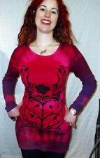 Cotton Plus Size Scoop Neck Dresses for Women