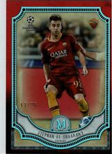 Stephan El Shaarawy AS Roma Topps Museum Collection CL 2018/19 Red #13/25