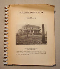 Tamassee DAR School Cookbook South Carolina Cottage Girl's School PB 1974 Illus.