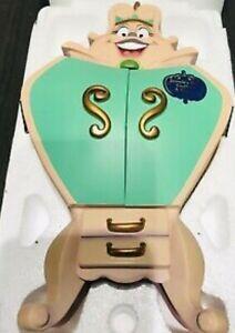Disney Store Madame Kommode Schmuckkästchen die Schöne und das Biest Schrank