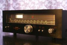 Nikkko FAM-650 Black Vintage Tuner  - FULLY RECAPPED NEUE ELKOS  - 1 y. warranty