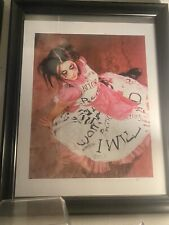 "Evanescence Amy Lee ""Malice In wonderland� Paul Harries Showroom Art Print"